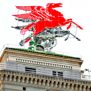 Pegasus Statue // DTX063