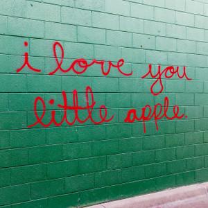 I Love You Little Apple // KS082