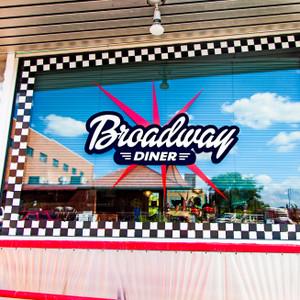 Broadway Diner // MO126
