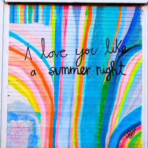 Love You Like A Summer's Night // MO140