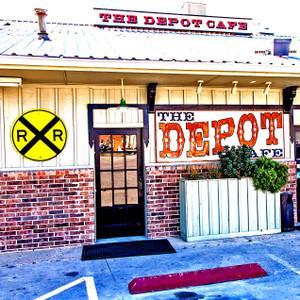 Depot Cafe // DTX135