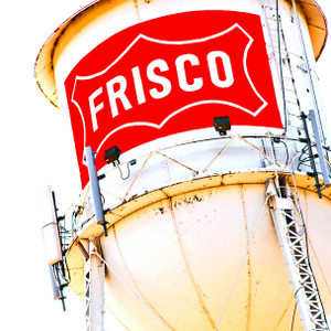 Frisco Water Tower // DTX138