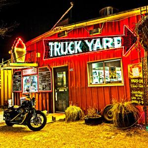 Truck Yard // DTX144