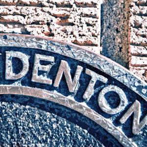 Denton Manhole // FTX146