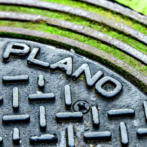 Plano Manhole // DTX167