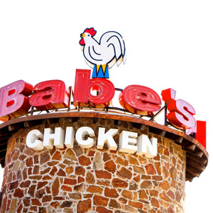 Babe's Chicken // DTX169