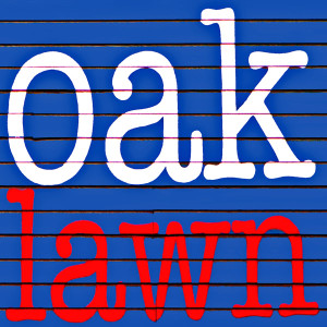 Oak Lawn Red White Blue // DTX207