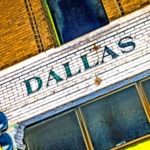 Dallas in Brick // DTX216