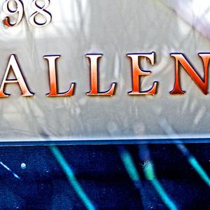 Allen Bronze // DTX272