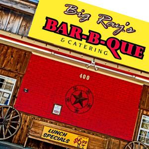 Big Ray's BBQ // DTX284