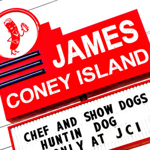 James Coney Island // HTX018