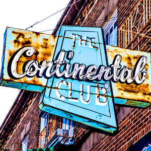 Continental Club // HTX032