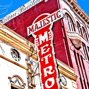 Majestic Metro // HTX062