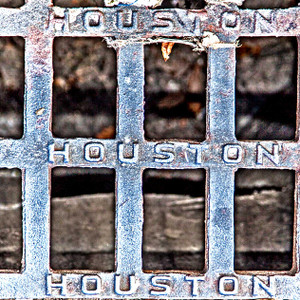 Houston Grate // HTX083