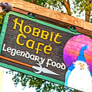Hobbit Cafe // HTX097