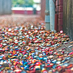 Bottle Cap Alley // HTX101