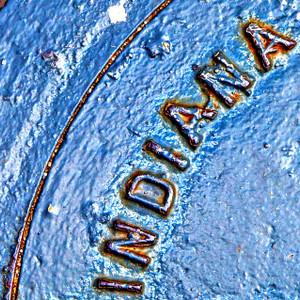 Indiana Blue // IND016