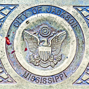 City of Jackson Manhole // MS007