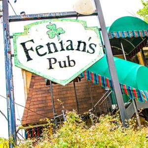 Fenian's Pub // MS011