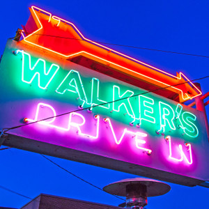 Walker's Drive In // MS028