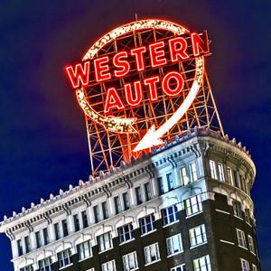 Western Auto // MO088