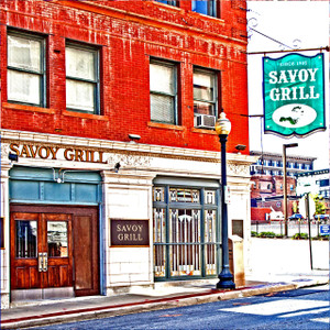 Savoy Grill // MO093