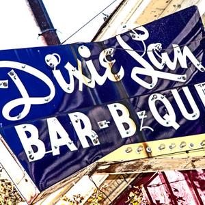 Dixie BBQ // MO096
