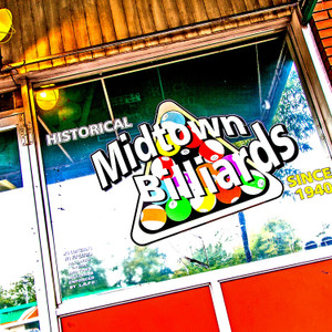 Midtown Billards // LR014