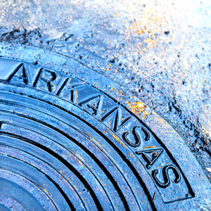 Arkansas Blue Manhole // LR040