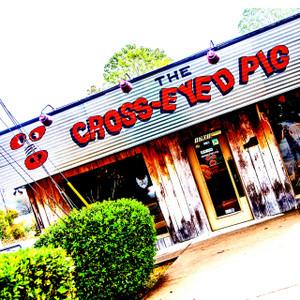 Cross-eyed Pig // LR045