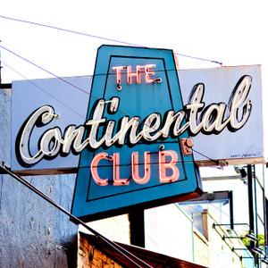Continental Club // ATX005