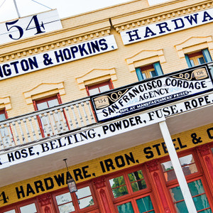 Huntington & Hopkins // CA141