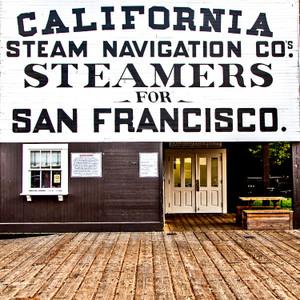 Steamers // CA146