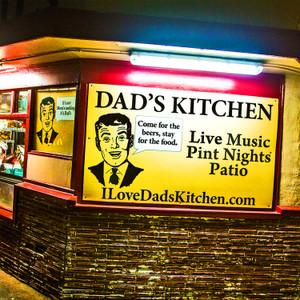 Dad's Kitchen // CA154