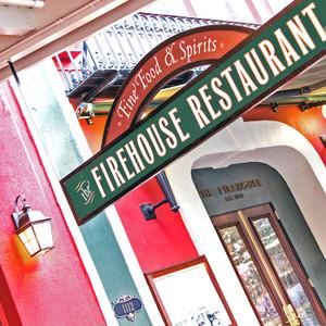 Firehouse Restaurant // CA161