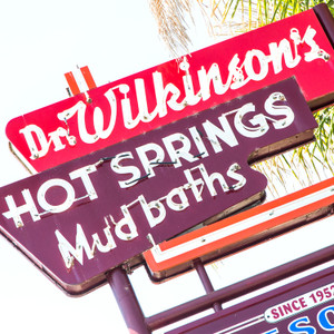 Hot Springs // CA174
