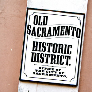Old Sacramento // CA181