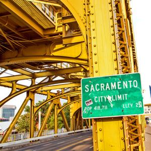 Sacramento City Limits // CA187