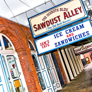 Sawdust Alley // CA191