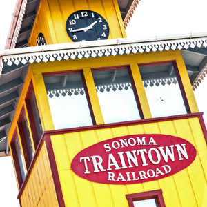 Sonoma Train // CA194