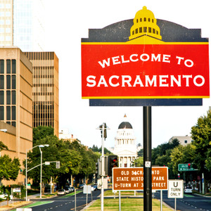 Welcome to Sacramento // CA206