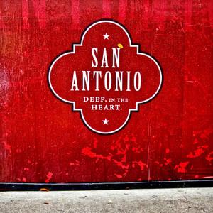 San Antonio Red // SA001