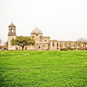 San Antonio Mission // SA009