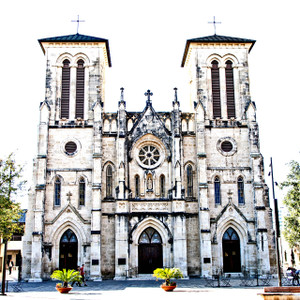 Cathedral of San Fernando // SA063