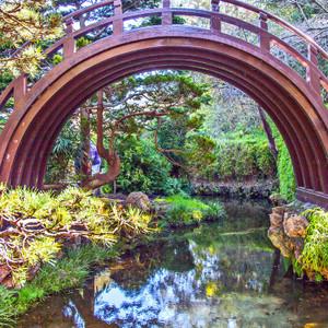 Garden Bridge // CA010