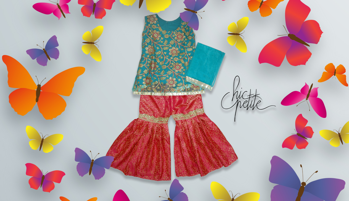 Indian Kids Clothes | Indian Kids Dresses in USA