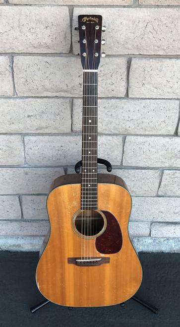 Martin D-18 Dreadnought Acoustic Guitar w/ Case - 1948