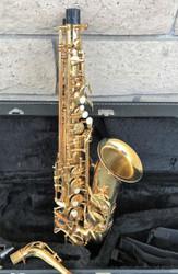 Spencer Alto Saxophone Sax w/ Case & Accessories - Union
