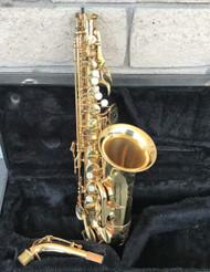 Spencer Alto Saxophone Sax w/ Case & Accessories