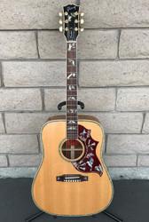 Gibson Hummingbird Custom Koa Limited Edition Acoustic Guitar w/ OHC